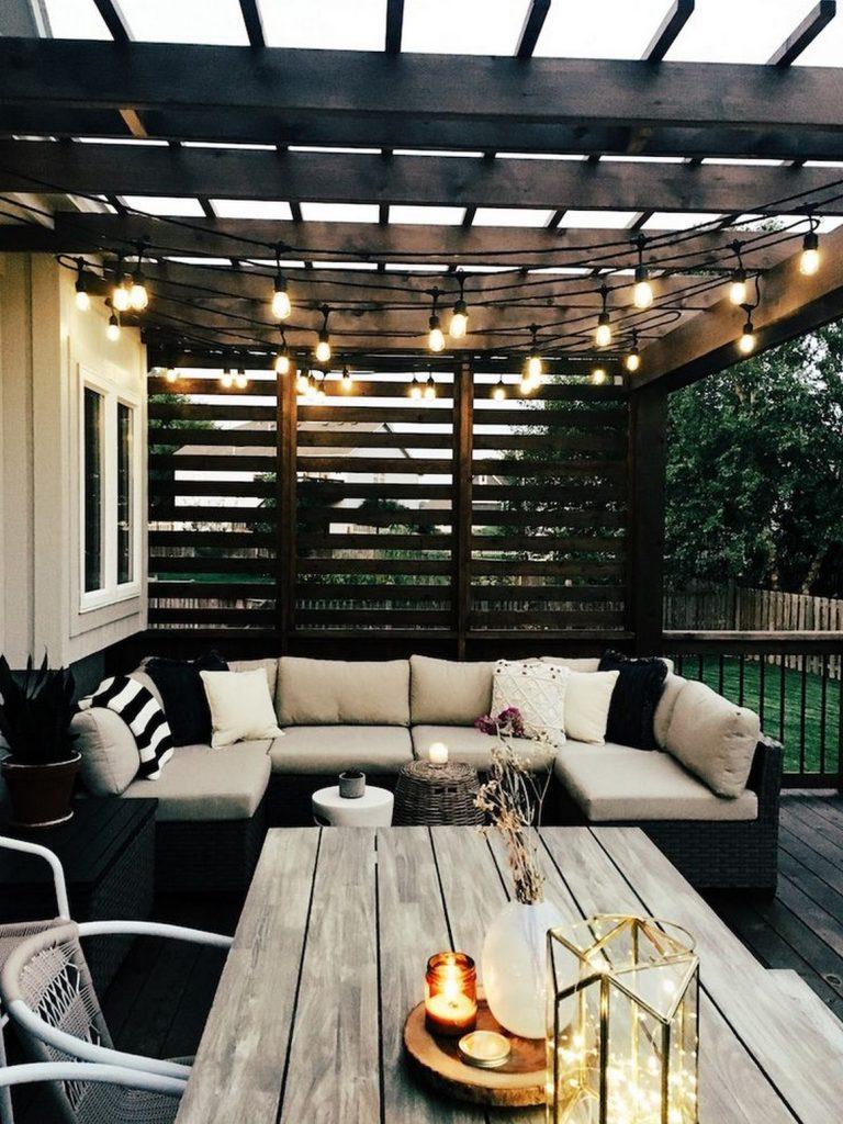 65 backyard patio designs For Relaxing 4