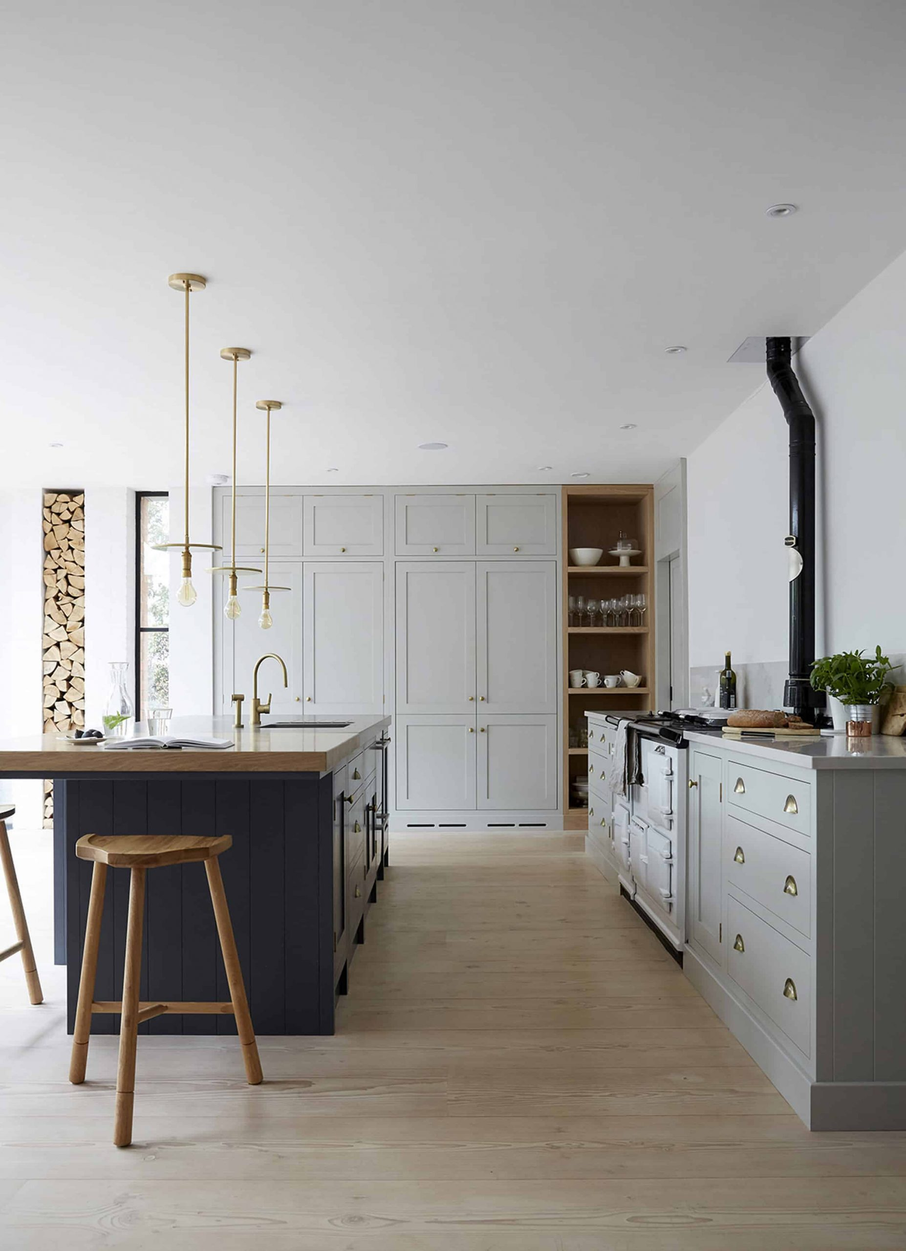 Emily Henderson Modern Tudor Kitchen What I Would Have Done Intergrated 5 1 scaled