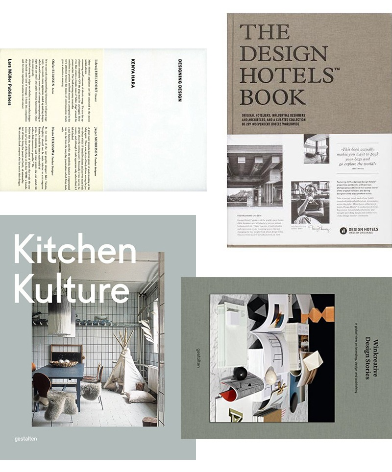 AMM blog   8 design books for your shelves