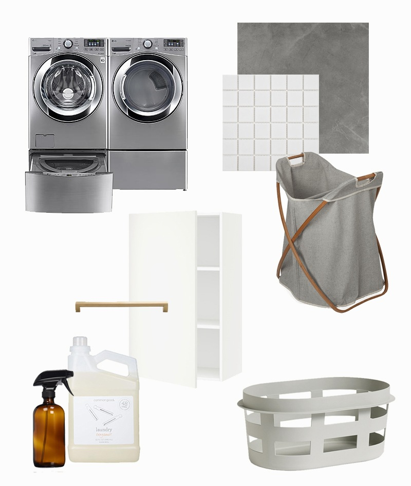 AMM blog | laundry room renovation in the making