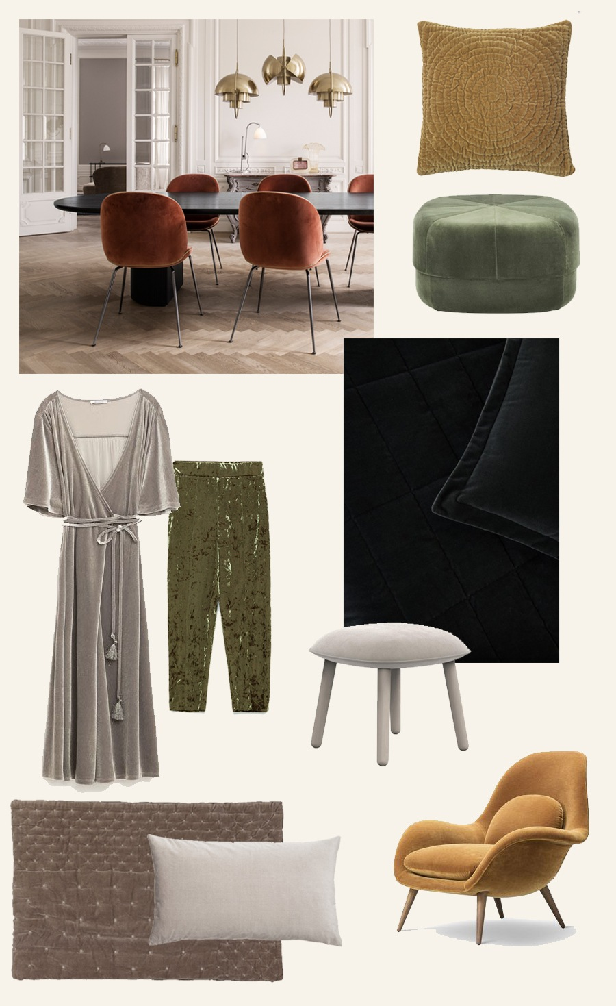 AMM blog | 10 ways to add velvet to your life