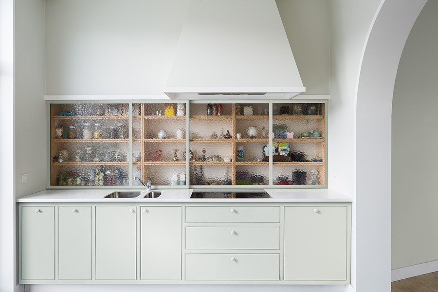 AMM blog | a kitchen in mint