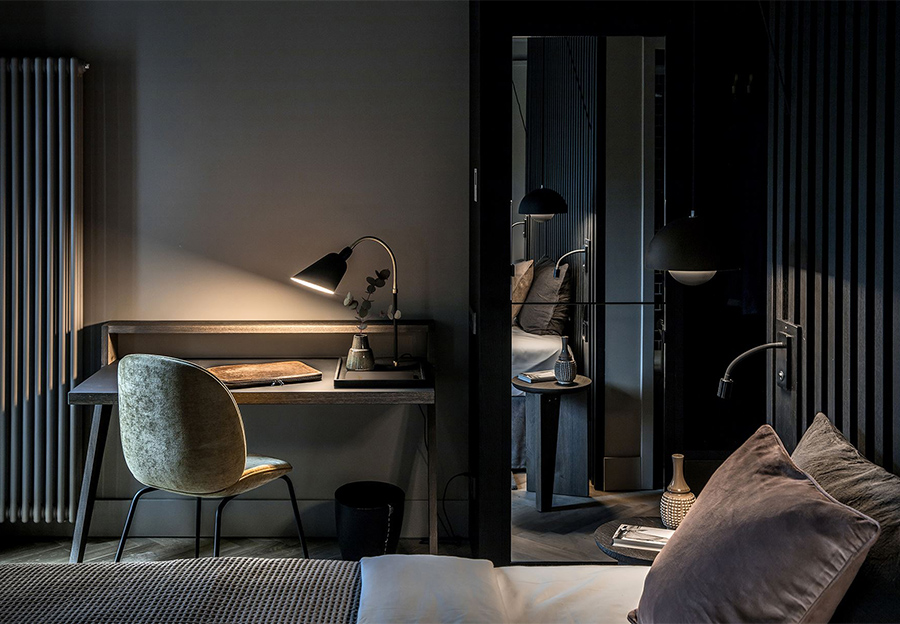 AMM blog | a warm, minimal hotel in Germany