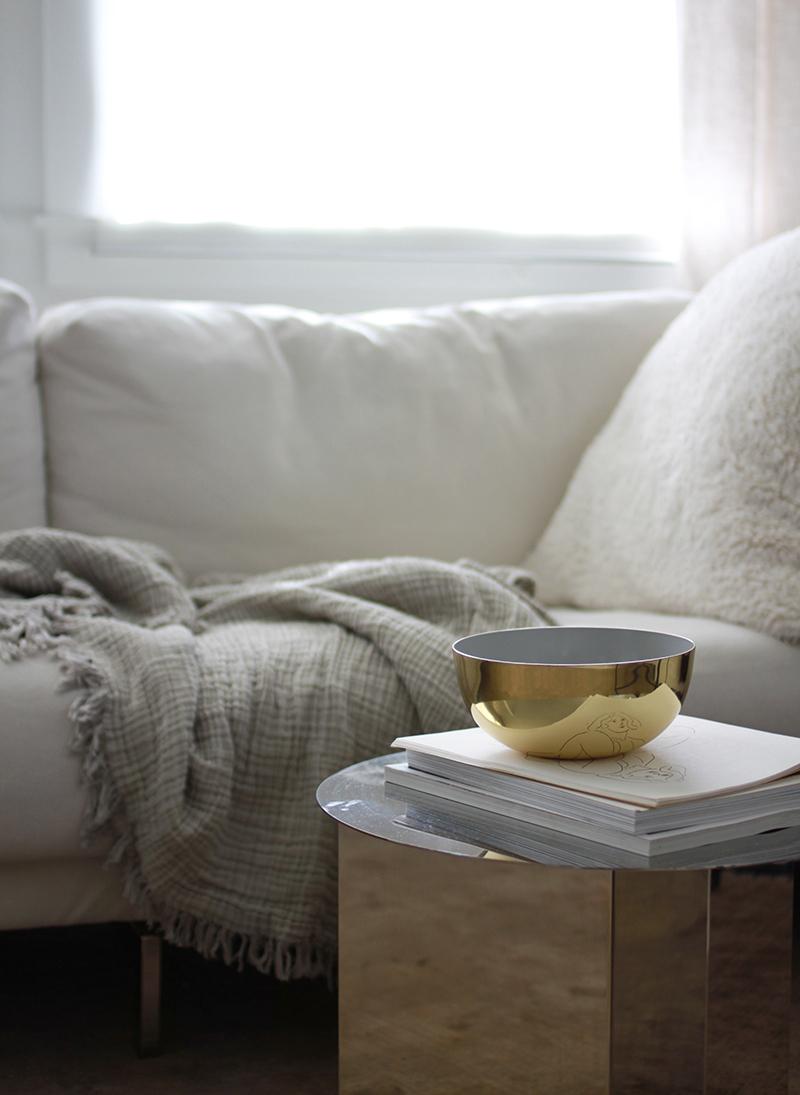 AMM blog | a brass bowl from Denmark
