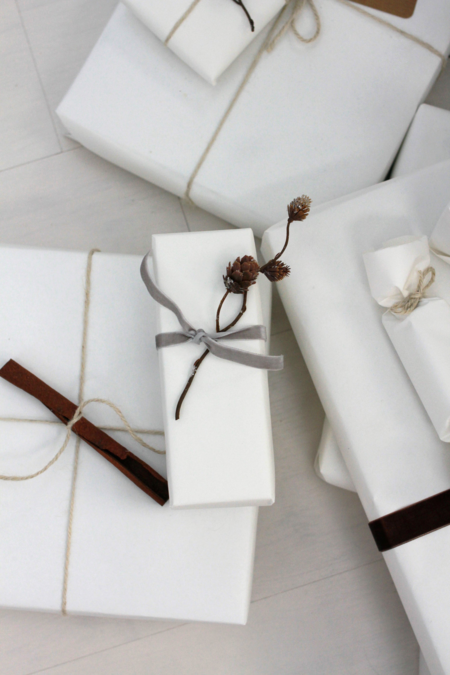 Christmas gifts all wrapped up | AMM blog