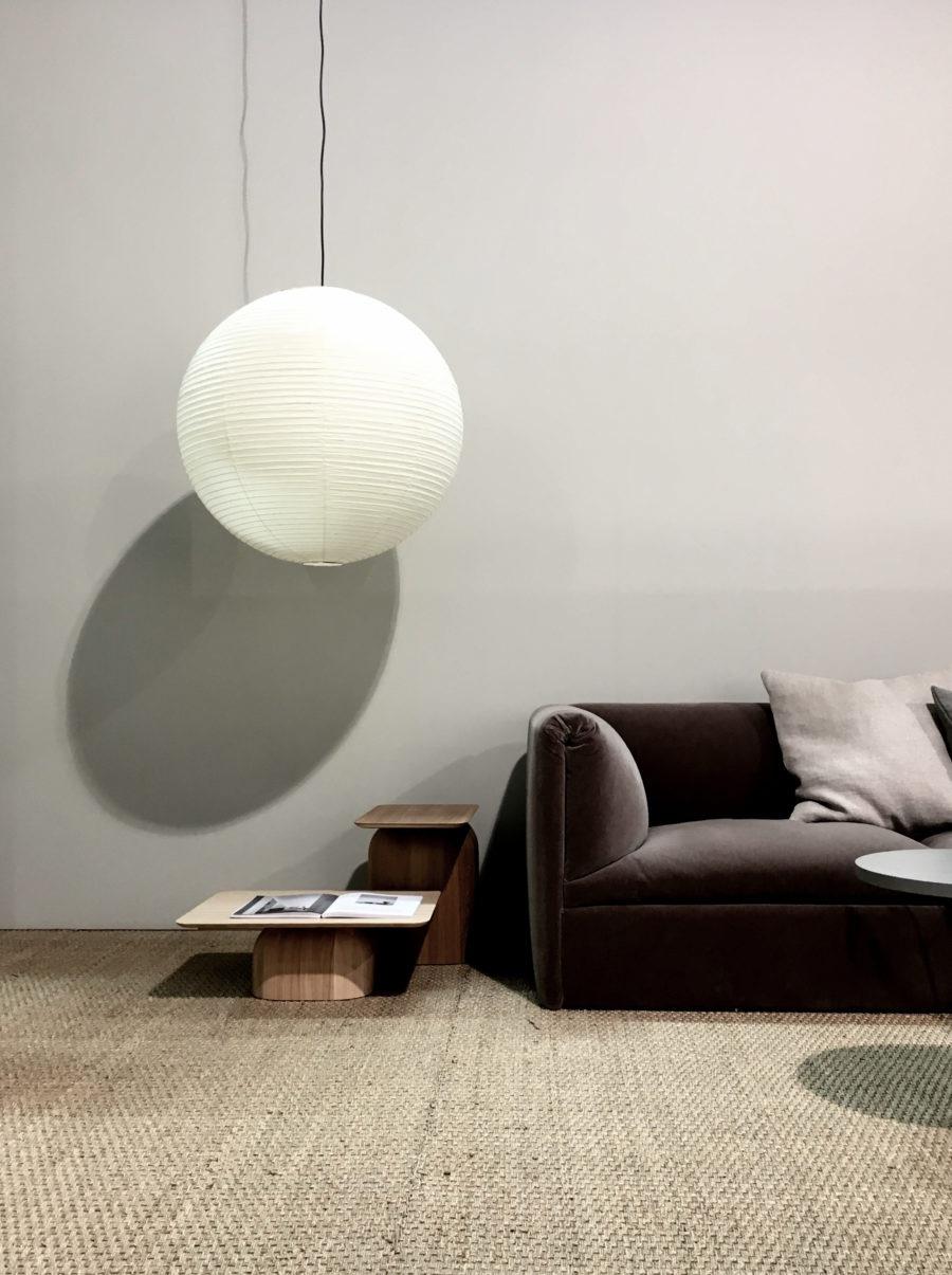 Lotta Agaton's living space for Stockholm Furniture & Light Fair | AMM blog